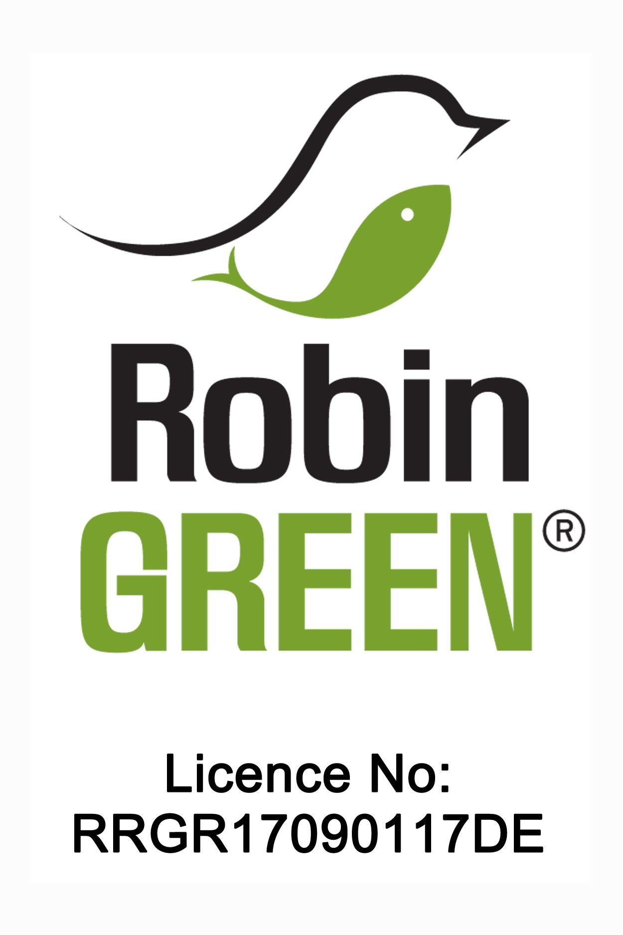 MY BAITS Robin Green Licence