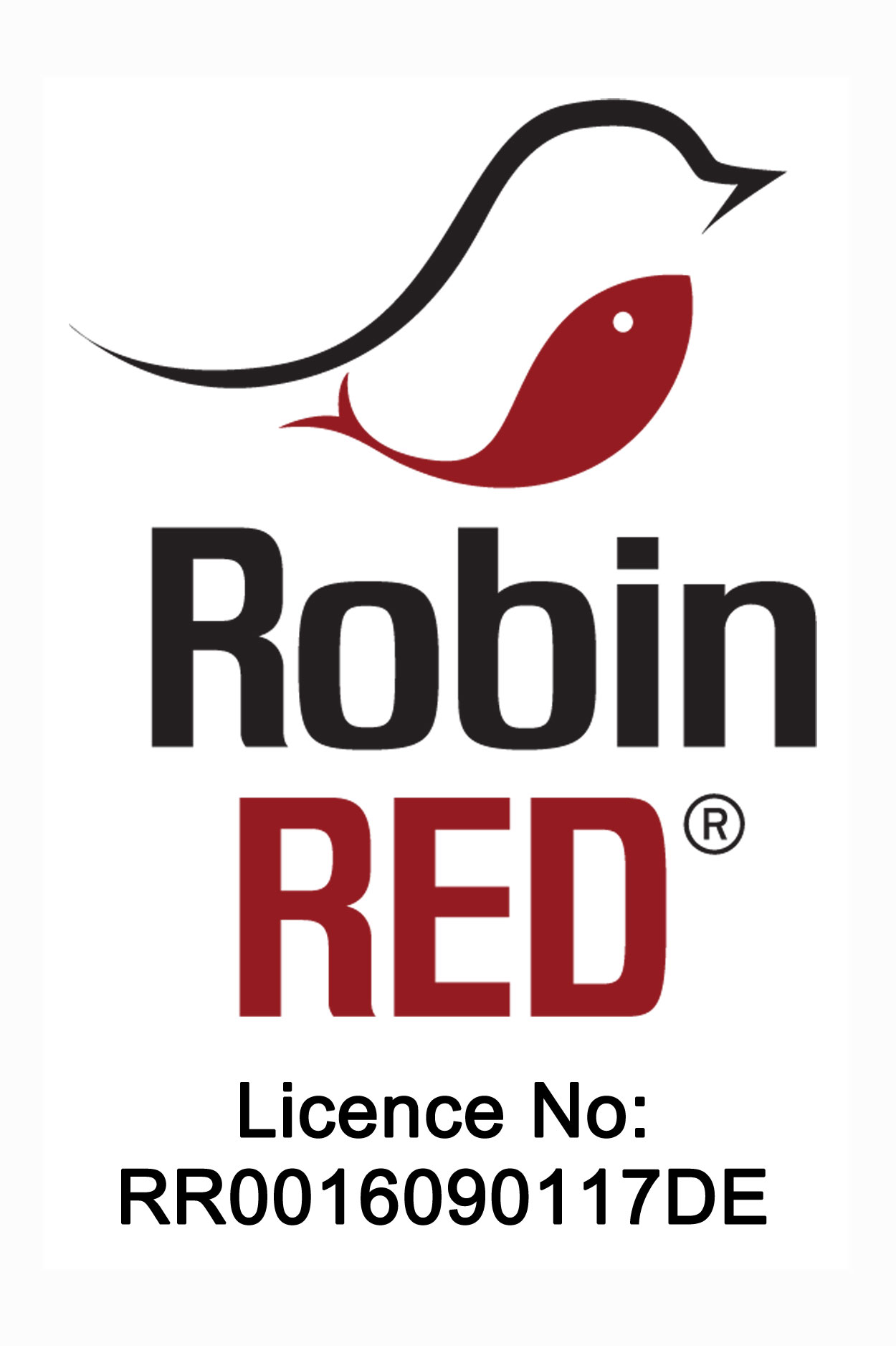 MY BAITS Robin Red Licence